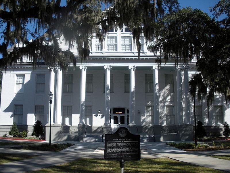 美国乔治亚州历史最悠久的公立学校之一:萨凡纳州立大学