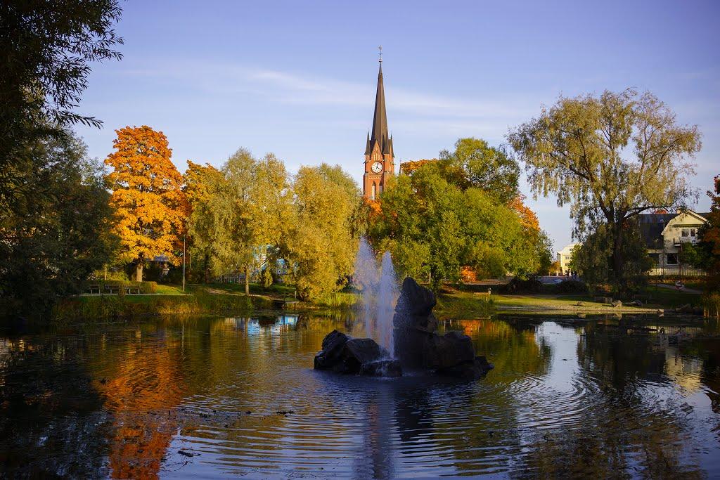 瑞典留学生活