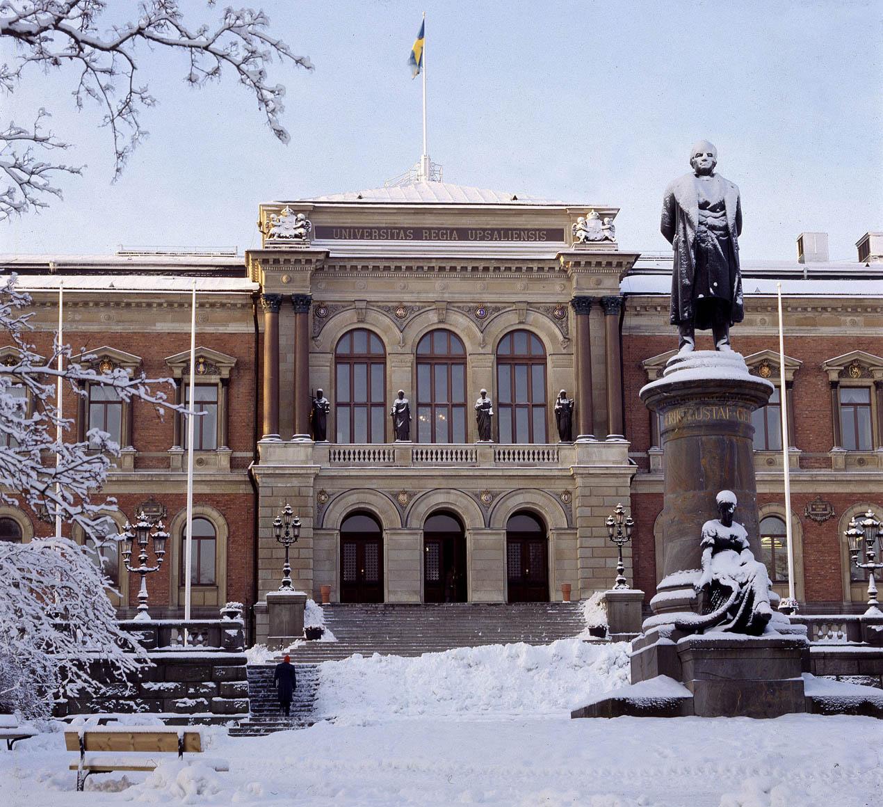 乌普萨拉大学