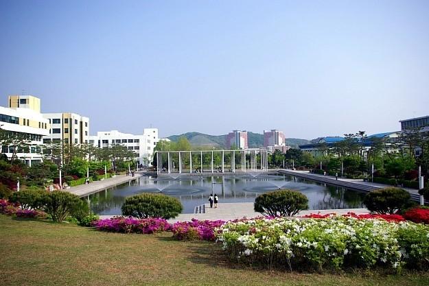 韩国成均馆大学校园环境如何