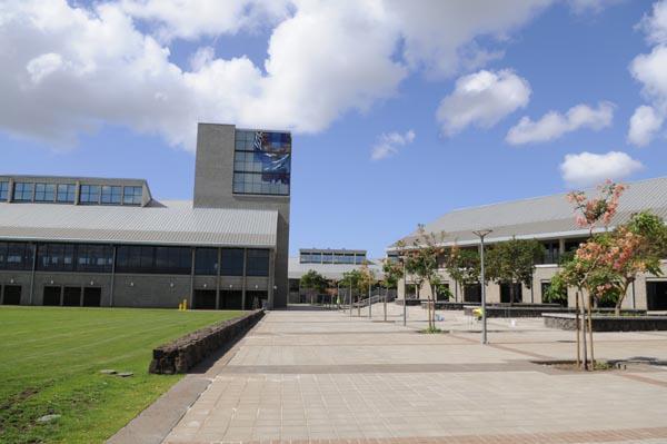 夏威夷大学西欧胡分校博士回国就业