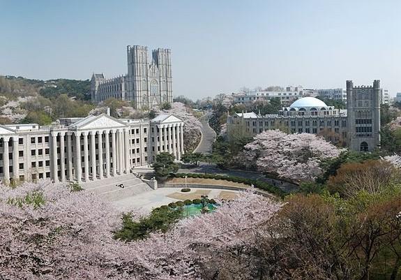 想去韩国留学?看看西江大学怎么样