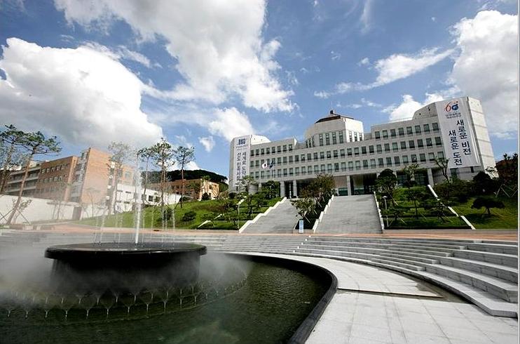 韩国檀国大学的规模