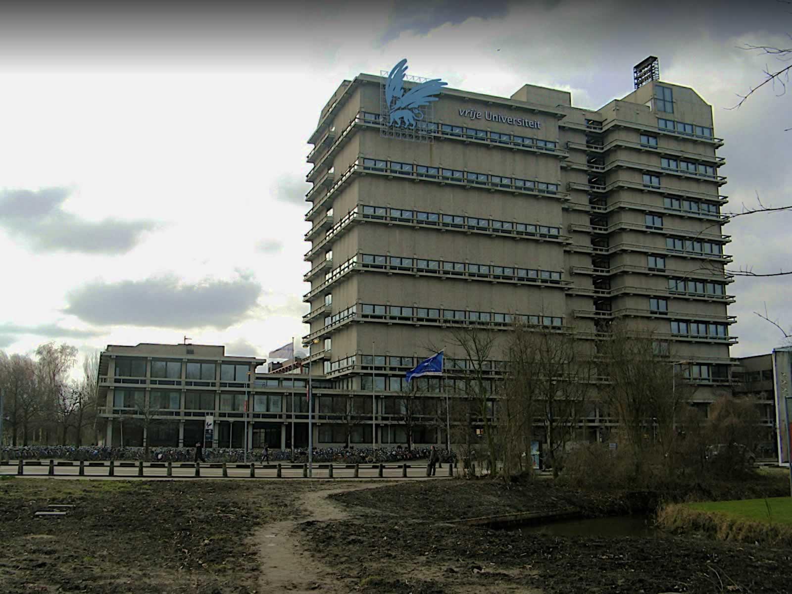 阿姆斯特丹自由大学欧洲排名