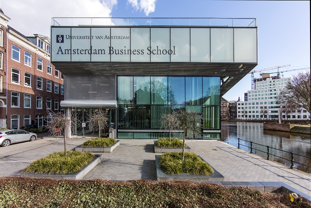 阿姆斯特丹大学的排名