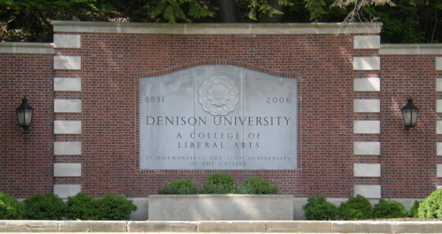 丹尼森大学排名