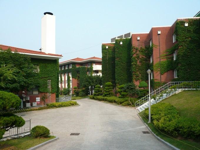 韩国启明大学设施