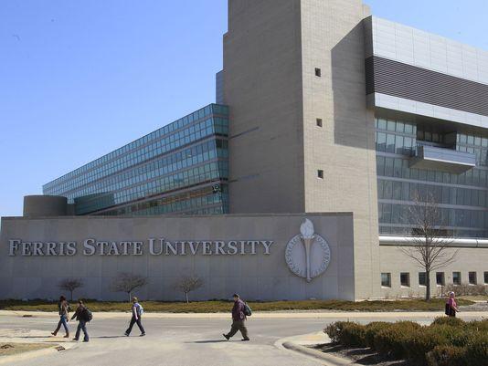 费里斯州立大学排名