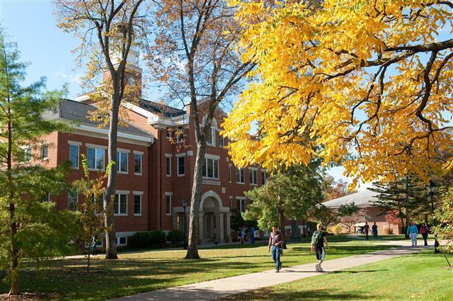 阿尔比恩学院