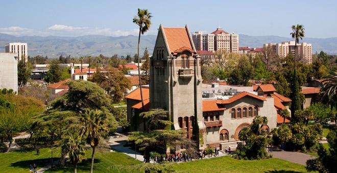 圣何塞州立大学本科如何申请