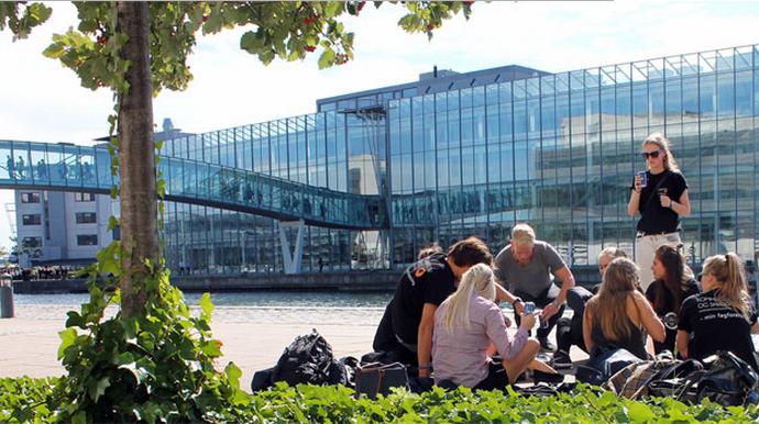 奥尔堡大学丹麦排名