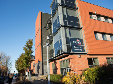 英国中央兰开夏大学在这里等你来成就自我!