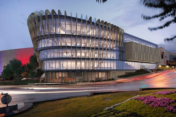 国际交流中心英国哈德斯菲尔德大学!