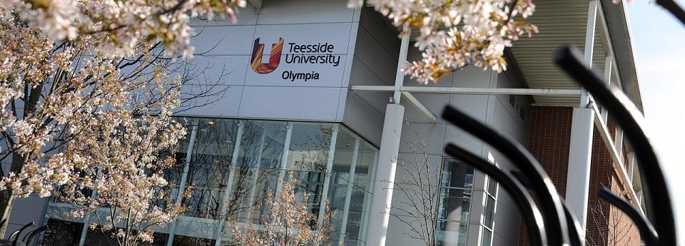 英国提赛德大学专业排名