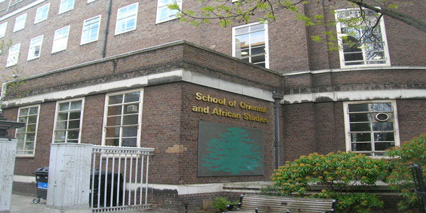 世界杰出的亚洲和非洲研究中心,英国伦敦大学亚非学院!