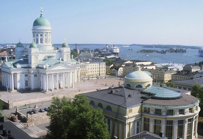 芬兰留学生活