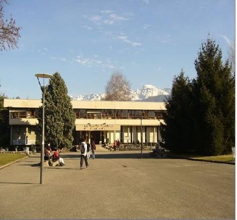 格勒诺布尔第三大学