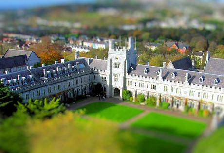 四大留学优势,爱尔兰科克大学成为留学新宠儿