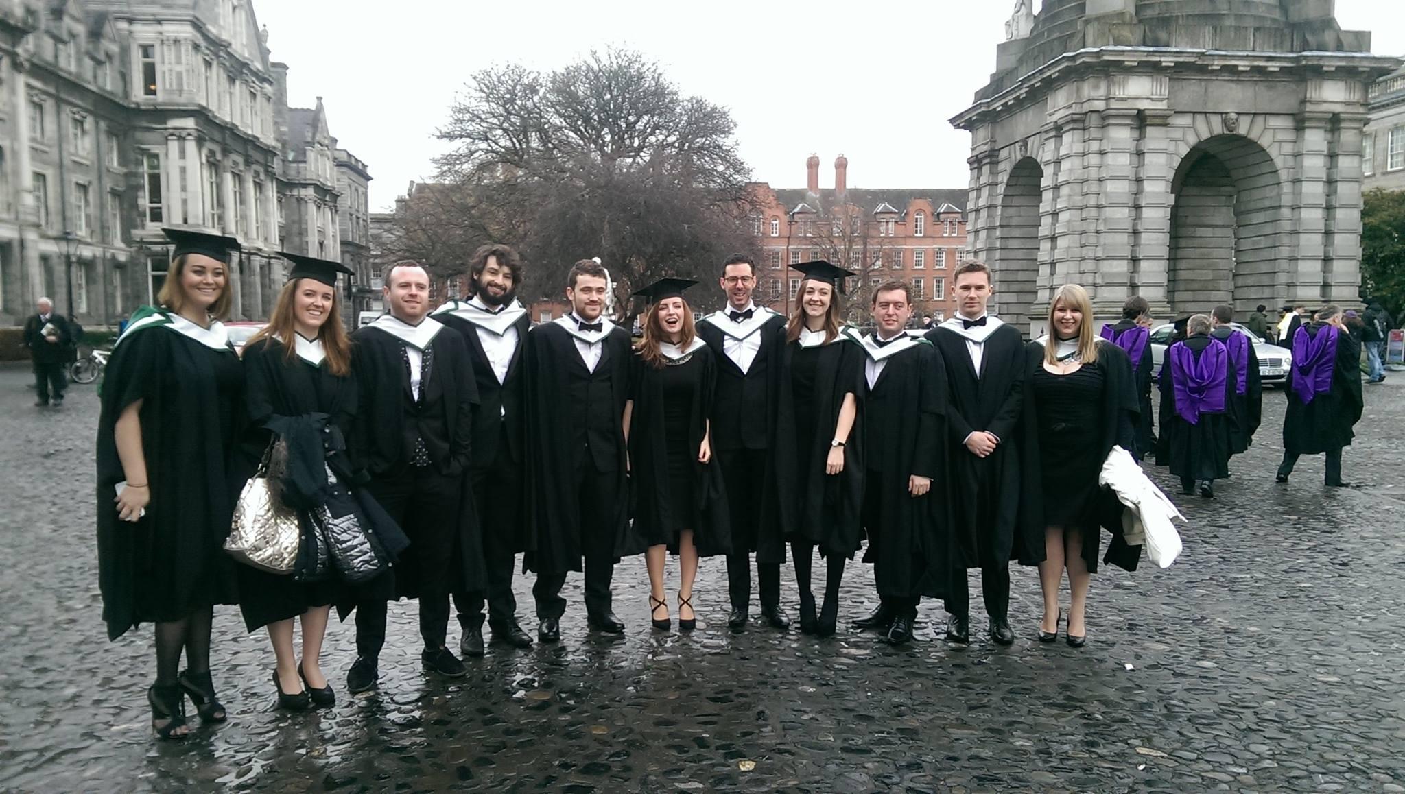 都柏林大学圣三一学院生物制药专业你感兴趣吗?