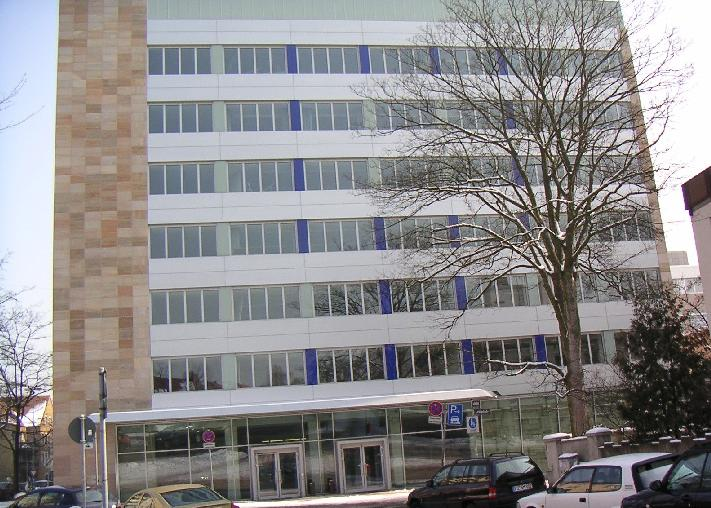 纽伦堡应用技术大学