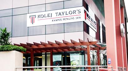 新西兰泰勒学院风光