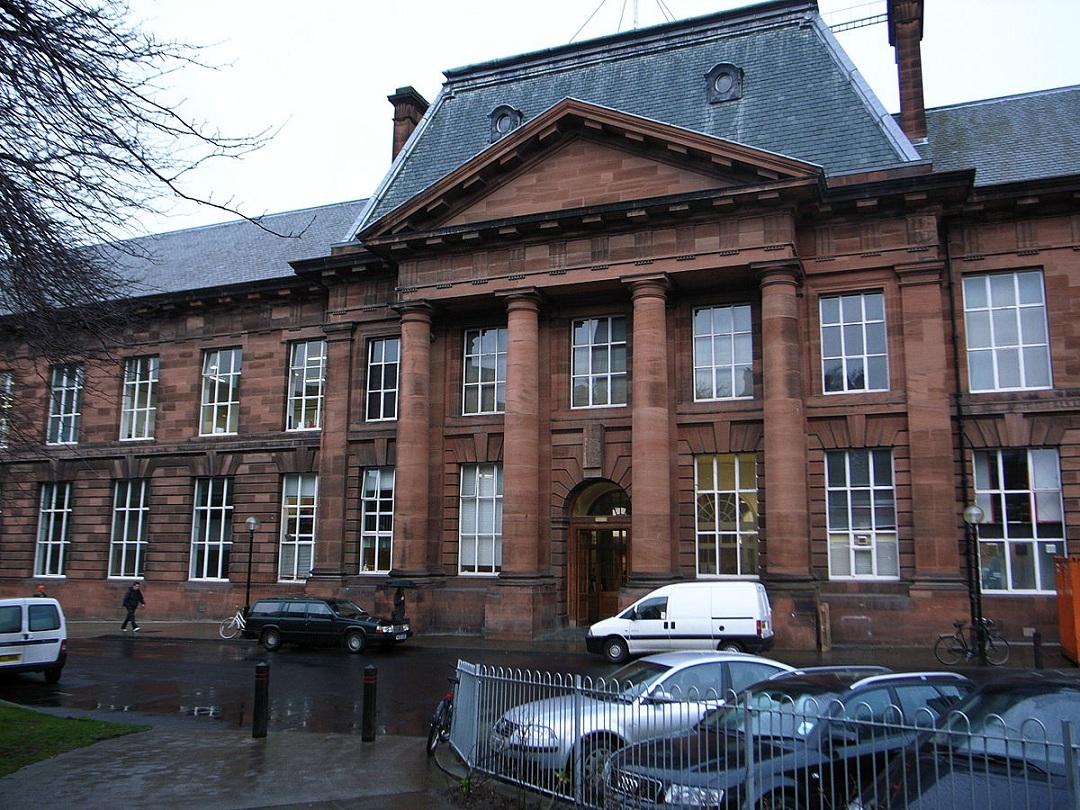 爱丁堡艺术学院校园风光