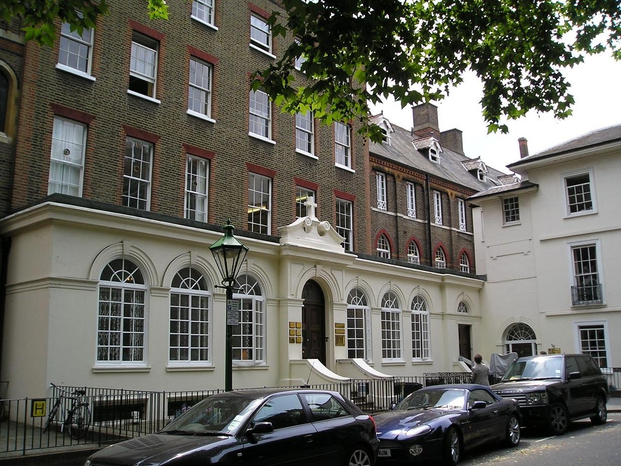 伦敦大学海斯洛普学院校园风光