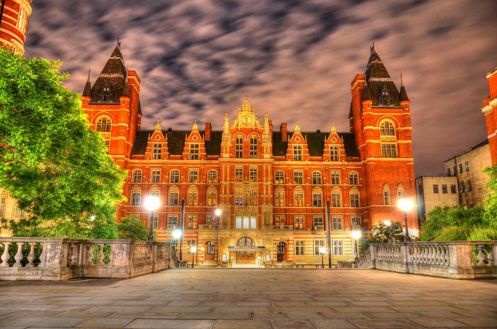 英国与欧洲的音乐圣殿——英国皇家音乐学院