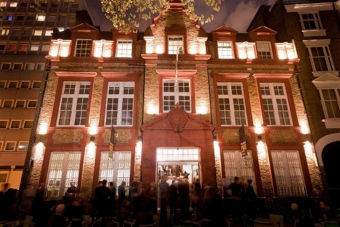 伦敦现代舞蹈学院校园风光