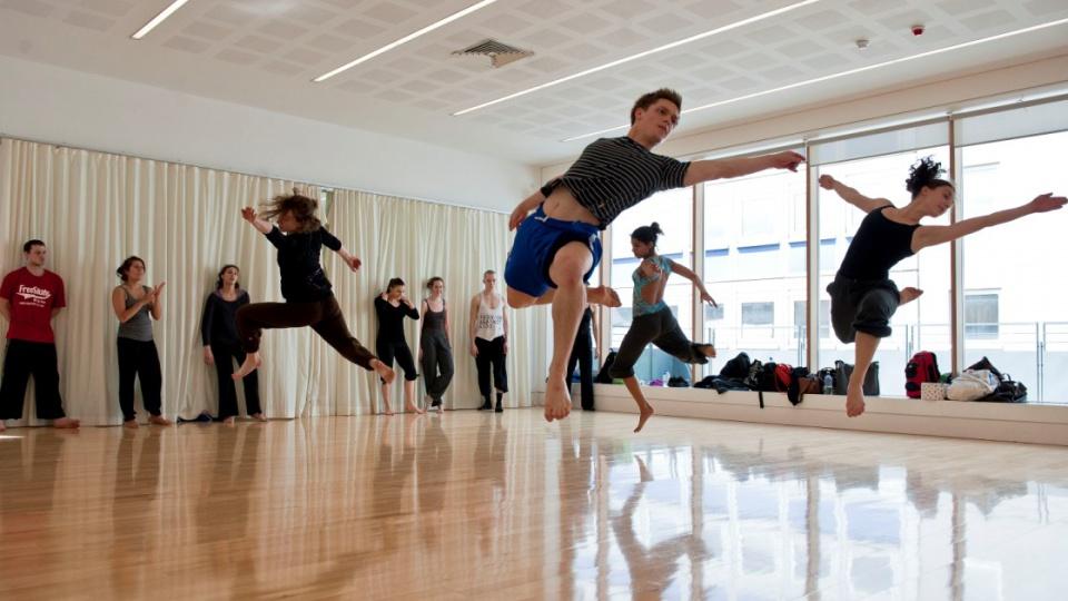 伦敦现代舞蹈学院本科如何申请