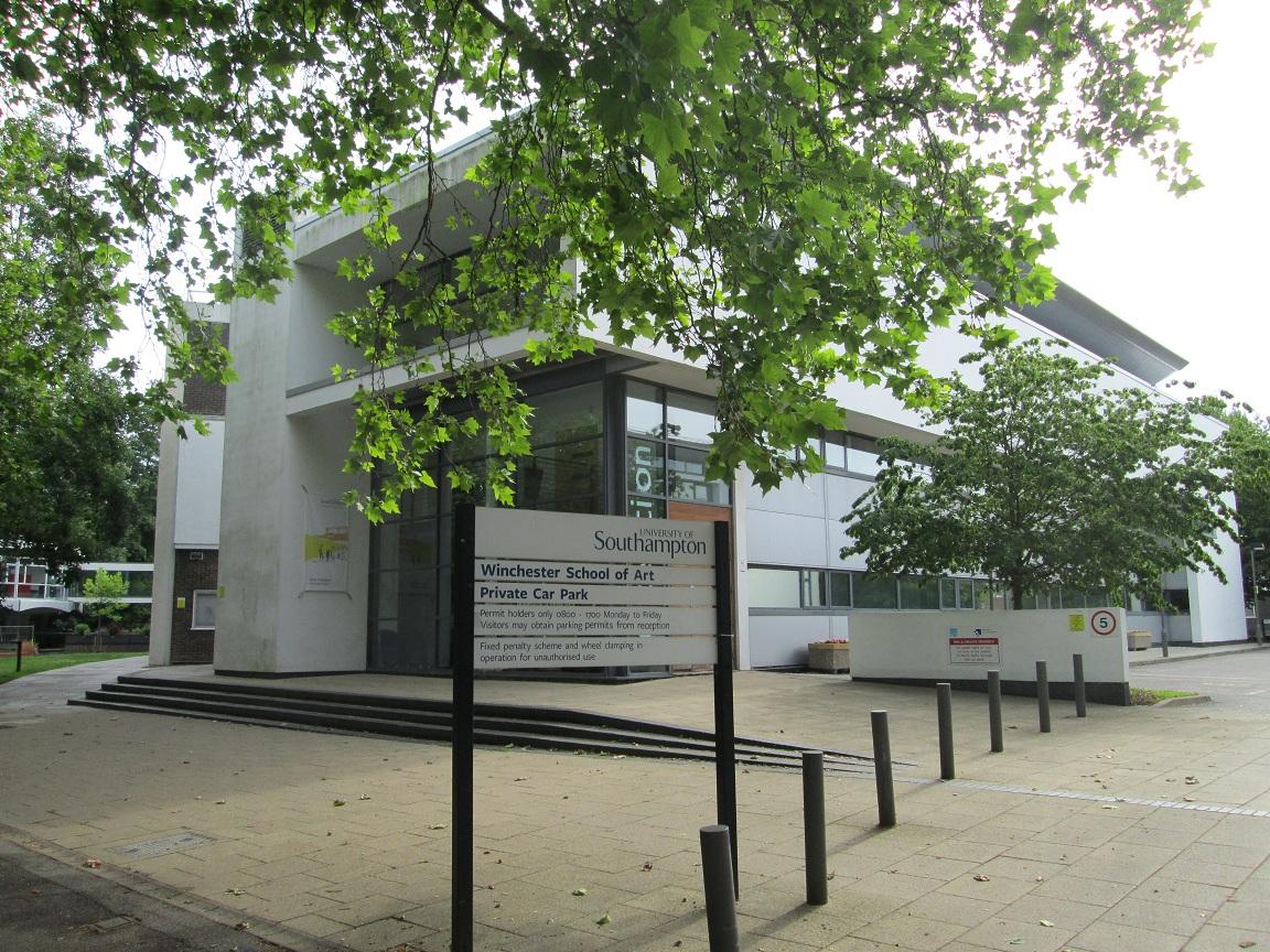 艺术设计留学有无人不知英国温彻斯特艺术学院?