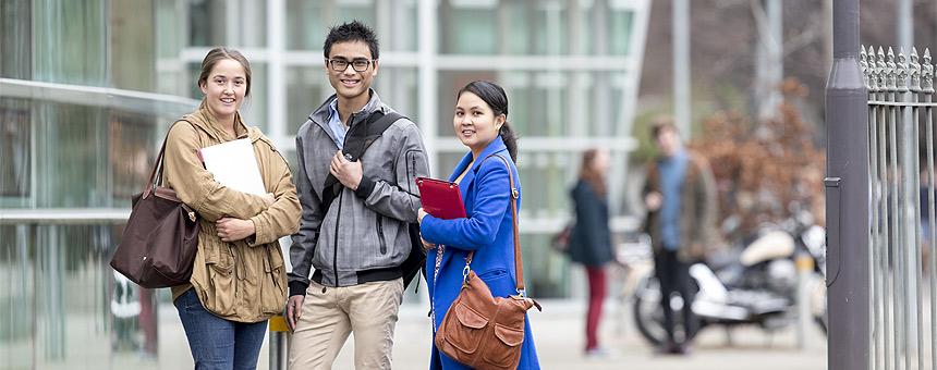 高考一本线可以申请新西兰大学