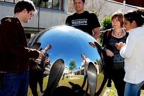 怀卡托大学工程与科学学院