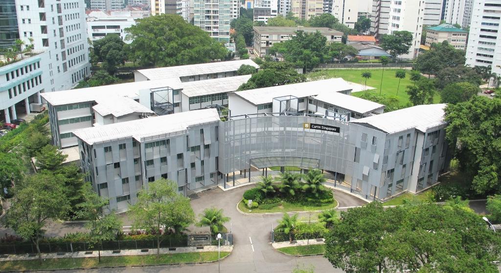 留学新加坡科廷大学,感受最高的学术水准和最前沿的教学方法