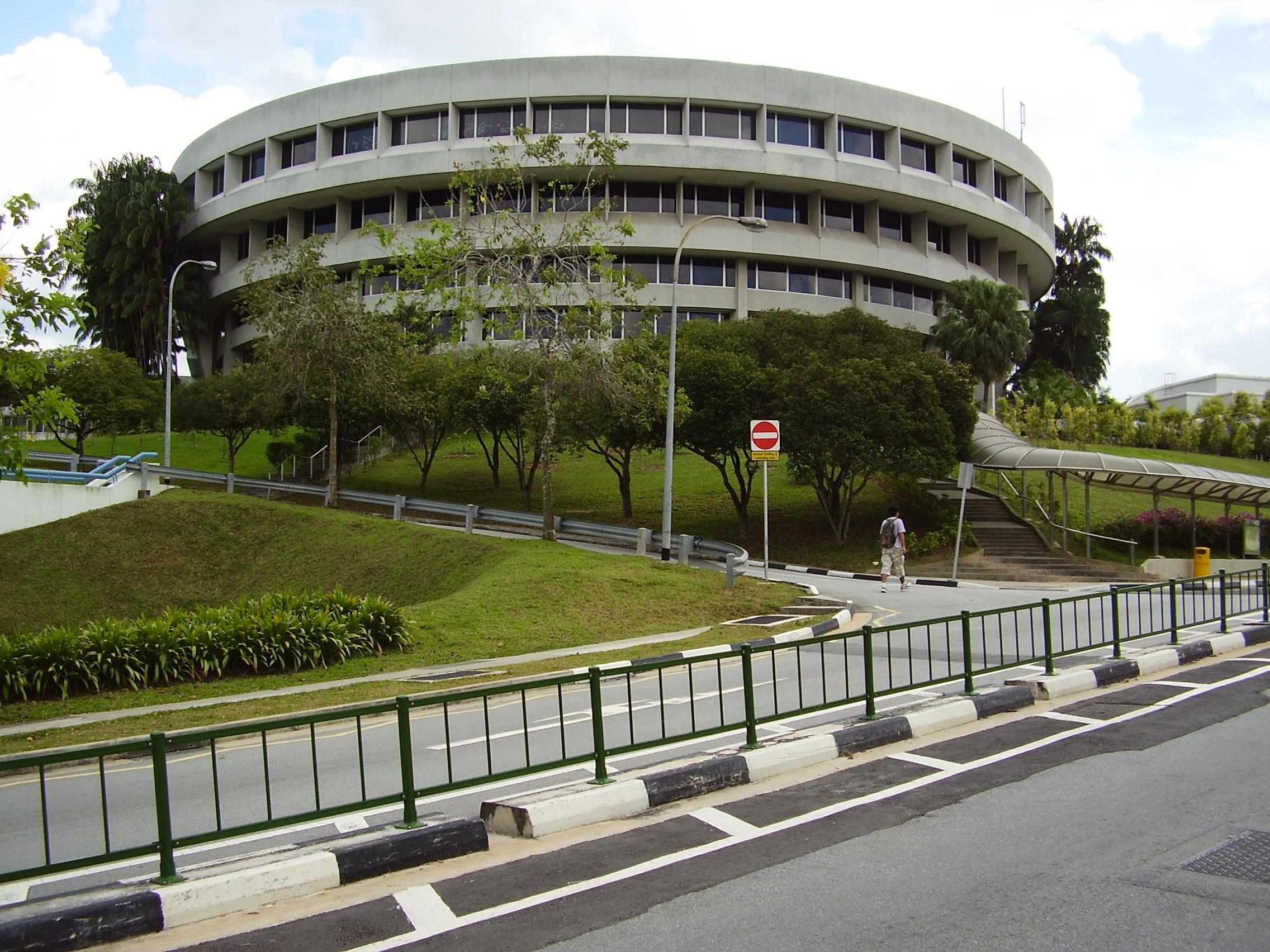 新加坡南洋理工大学生物医学工程硕士
