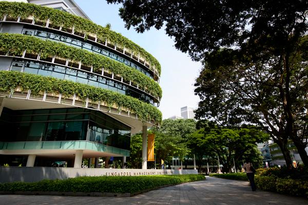 新加坡管理大学法律博士