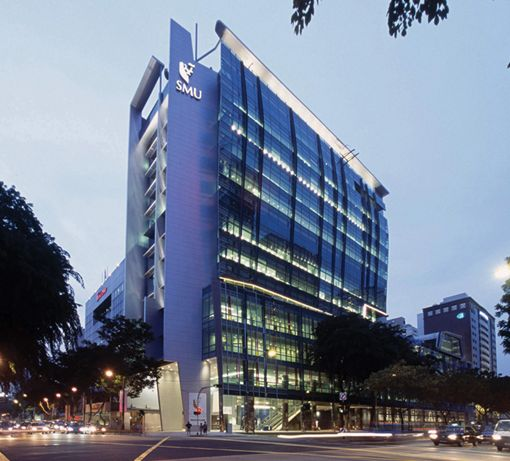 新加坡管理大学CFO领导力