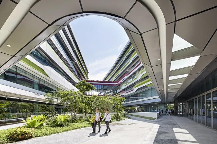 新加坡科技设计大学城市科学、规划与政策理学硕士