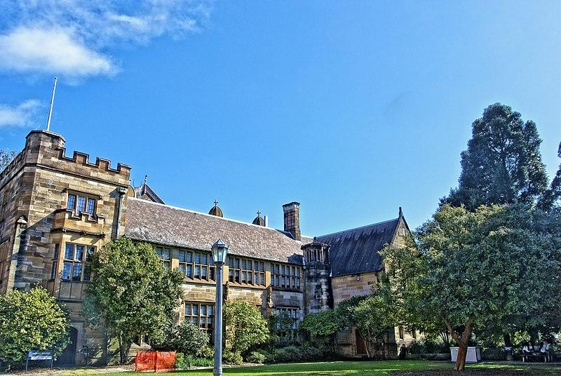 国内三流院校转学华丽升入悉尼大学