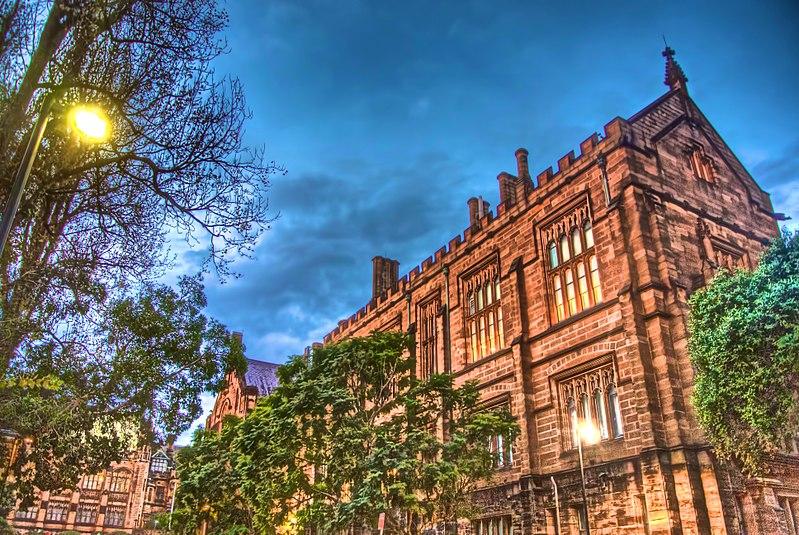 澳大利亚悉尼大学建筑专业好吗