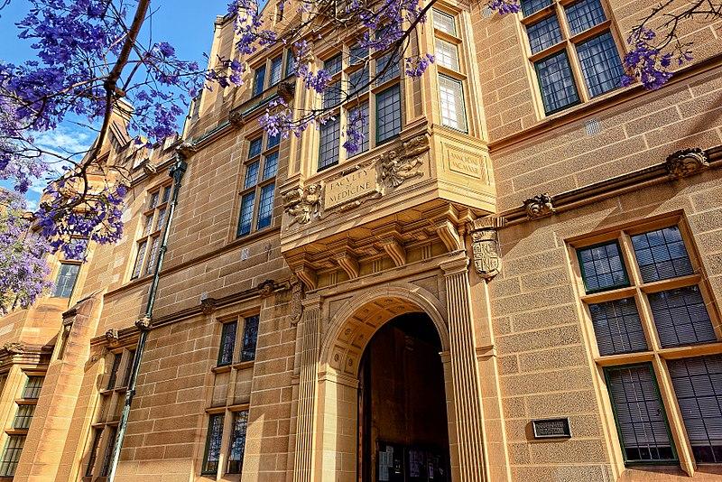 悉尼大学生物制药