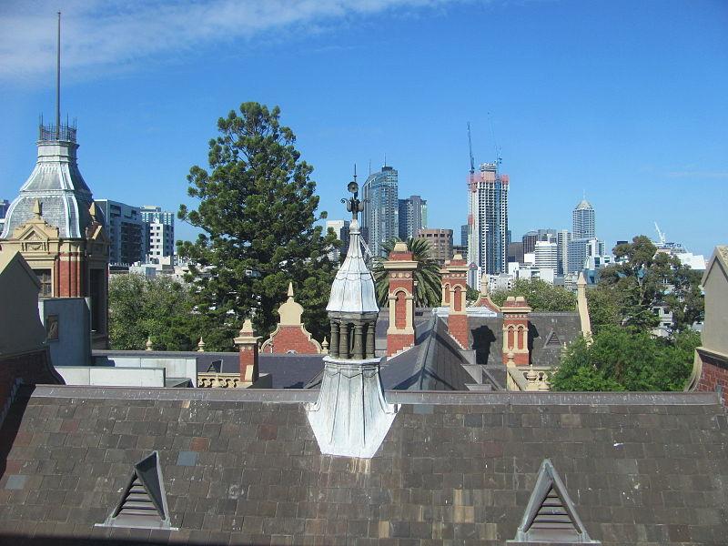 墨尔本一座一天可以体验四种不同文化的城市!