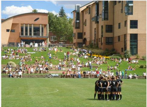 科罗拉多学院