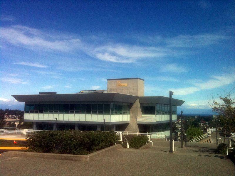温哥华岛大学
