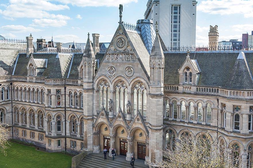 英国诺丁汉特伦特大学本科全额奖学金,心动不如行动!