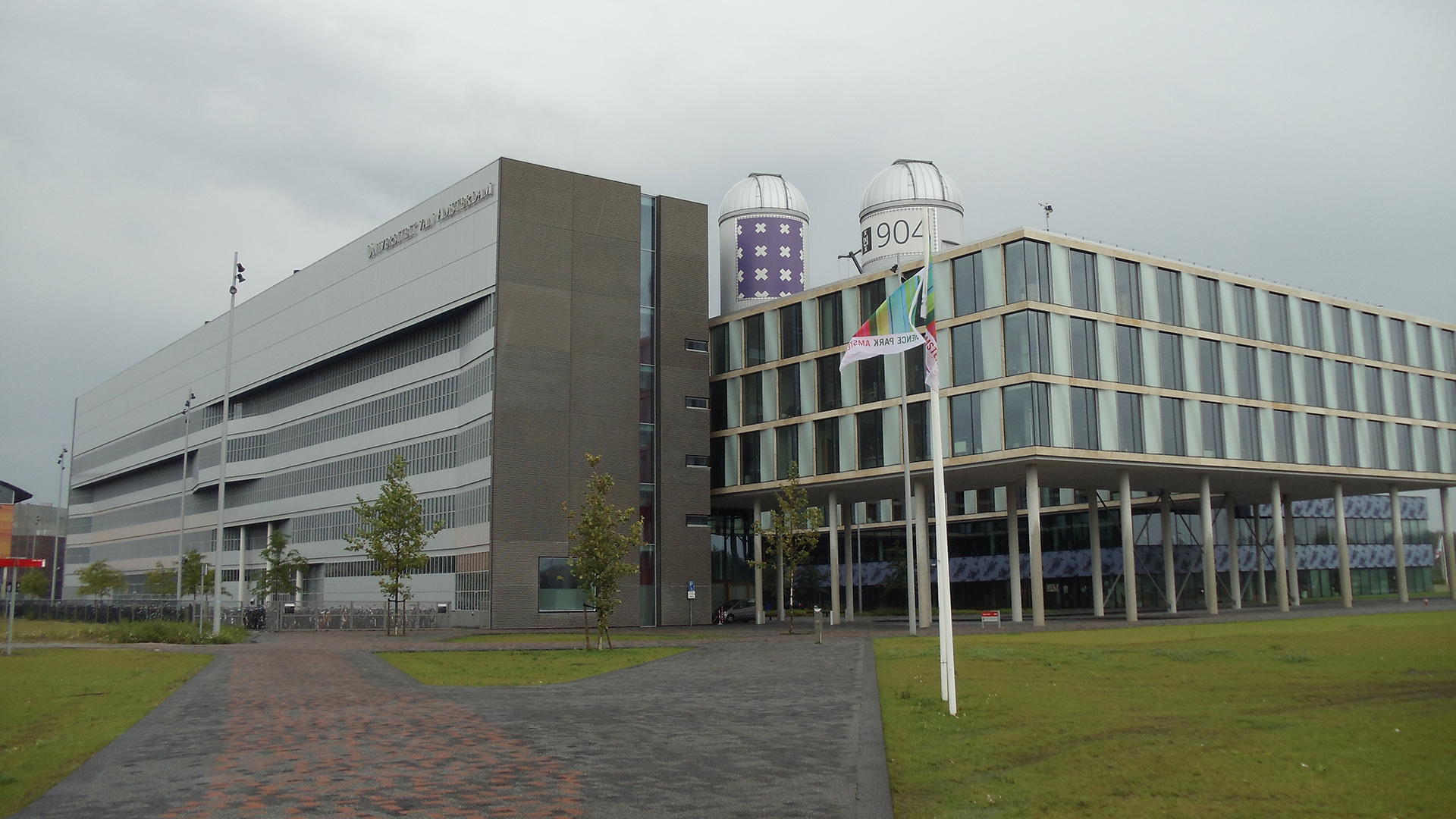 汪同学大二在读阿姆斯特丹大学商务与经济专业