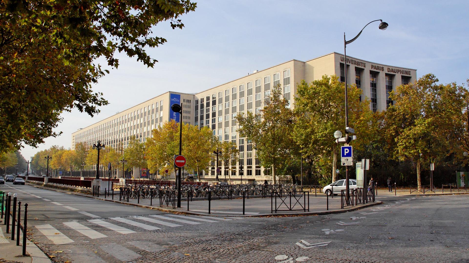 巴黎第九大学