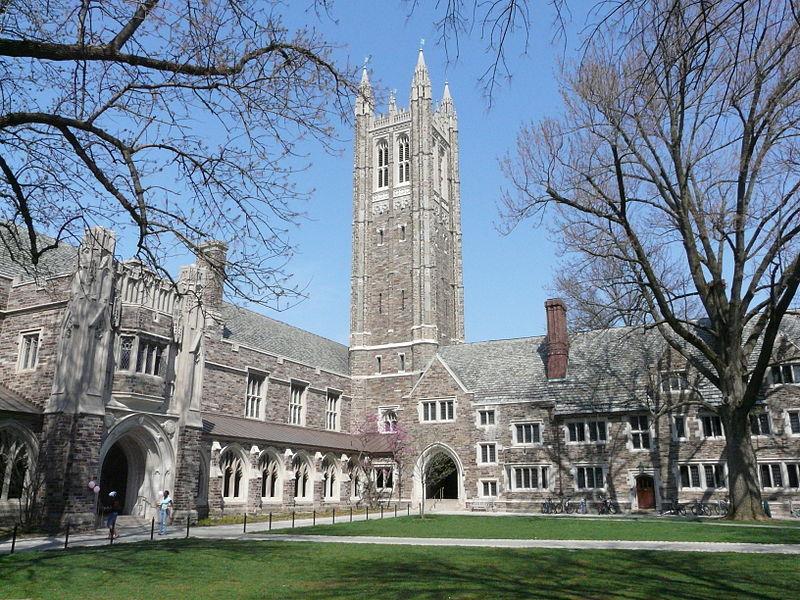 普林斯顿大学哪些专业比较好?
