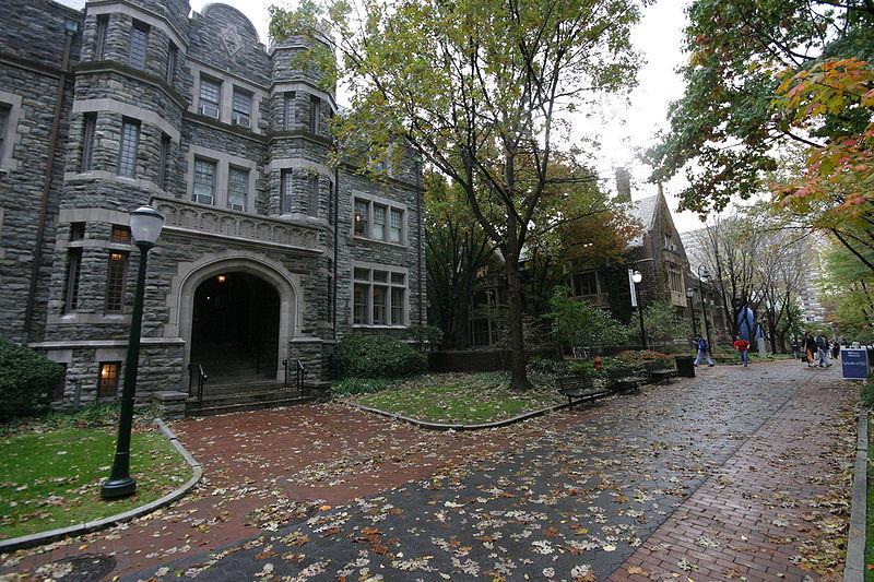 宾夕法尼亚大学经济学