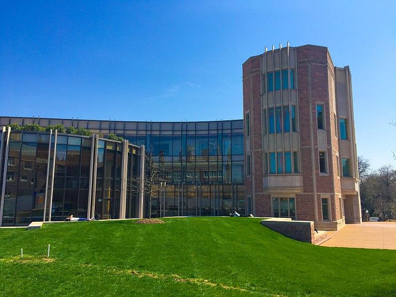 圣路易斯华盛顿大学排名怎么样